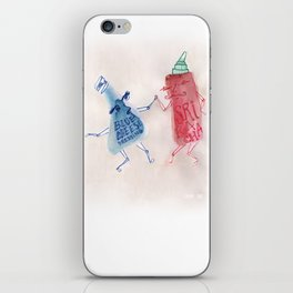 Srirachacha iPhone Skin