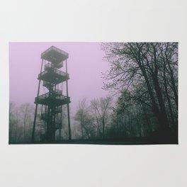 eagle tower Rug