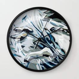 Low Tide Cool Wall Clock