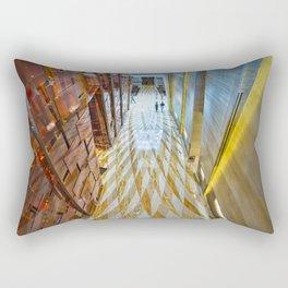 Inside the Aria Rectangular Pillow