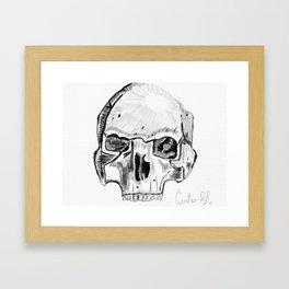 Jachin Framed Art Print