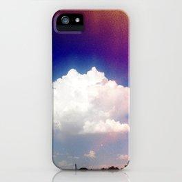 Grainy Day iPhone Case