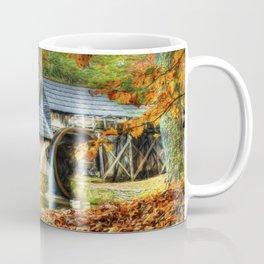 Autumn 2015 at Mabry Mill Coffee Mug