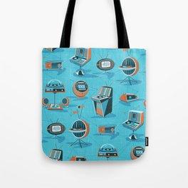 SPACE AGE HIFI Tote Bag