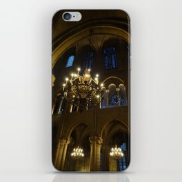 Cathedrale Notre-Dame de Paris iPhone Skin