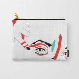 The Crowd Pleaser Carry-All Pouch
