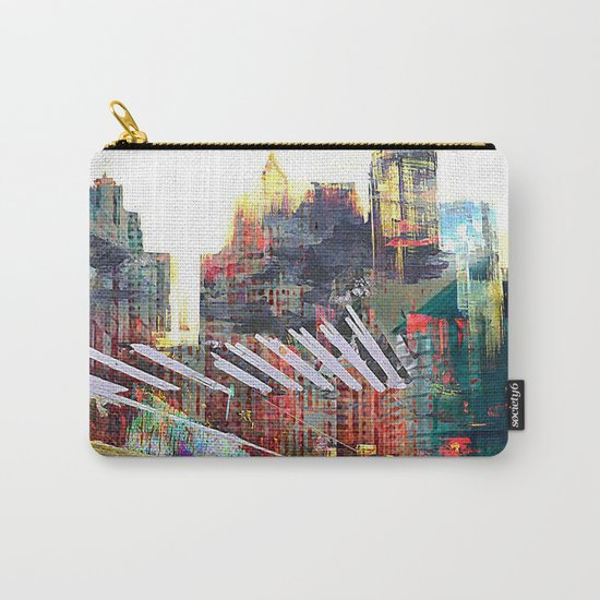 City landscape Carry-All Pouch