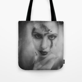 """dark delight"" Tote Bag"