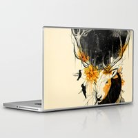 once upon a  time Laptop & iPad Skins featuring Once Upon a Time by nicebleed
