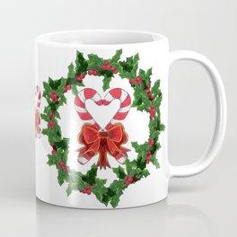 The Christmas Candy Coffee Mug