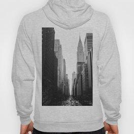 Streets of New York b&w Hoody