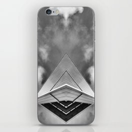 The Cardboard Cathedral 2 iPhone Skin