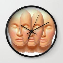 3 is the Magic # Wall Clock