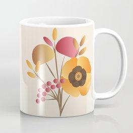 Memorable Florals Coffee Mug
