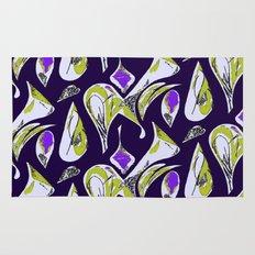 Ocean Purple Rug