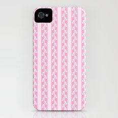 Pink Joy iPhone (4, 4s) Slim Case
