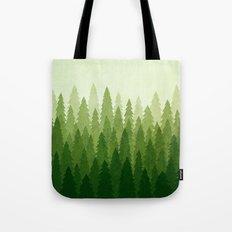 C1.3 Pine Gradient Tote Bag