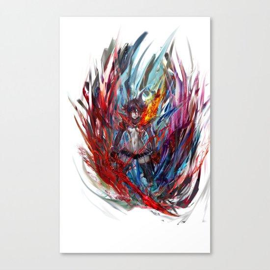 Ryuko Matoi Canvas Print