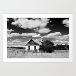 Homestead Art Print