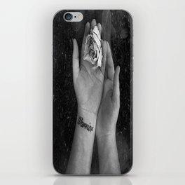 Strength iPhone Skin
