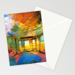 Colourful Dreams Stationery Cards