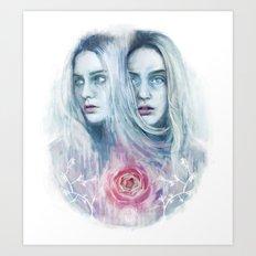 Amaurosis Art Print