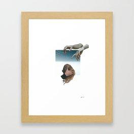 marionette Framed Art Print