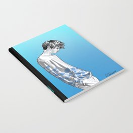FLOWER BOY TWO: BLUE Notebook
