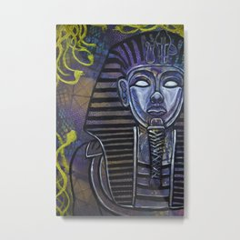 Pharoahz Metal Print