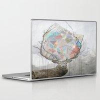 elk Laptop & iPad Skins featuring elk by Emily C Gill
