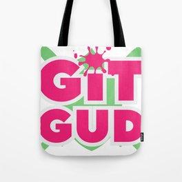 Git Gud by Memodeth Tote Bag