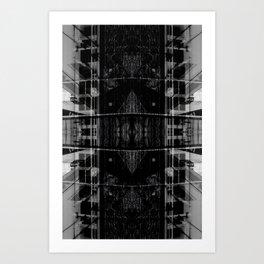 Graphic-01 Art Print