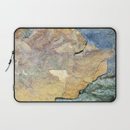 Abstract Stone Laptop Sleeve