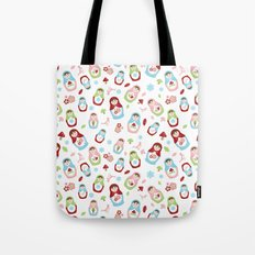 Matryoshka - Seasons Tote Bag