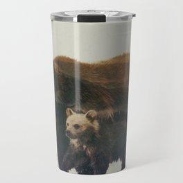 Grizzly & Cub Travel Mug
