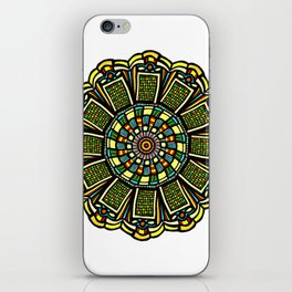 Check me out iPhone Skin