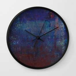 Isaz - Runes Series Wall Clock