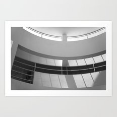 Getty Abstract No.1 Art Print