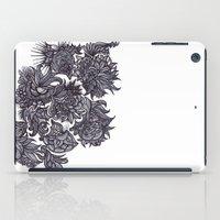 zentangle iPad Cases featuring Zentangle; by Shivani C