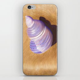 Seashell - Painting iPhone Skin