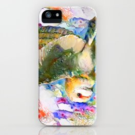 Breath of Spring iPhone Case