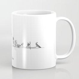 Hercules Skyline - Storyline Landscape Landmarks Coffee Mug