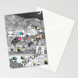 Locals Only - Heidelberg, Germany Stationery Cards