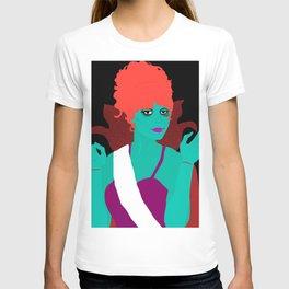 Miss Argentina Portrait T-shirt