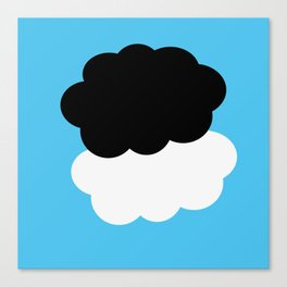 The Fault in our Stars  °  clouds Canvas Print