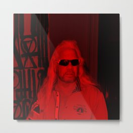 Duane 'Dog' Chapman Metal Print