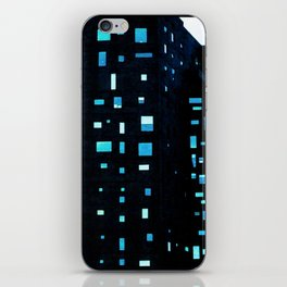 Building at Dusk - New York City iPhone Skin