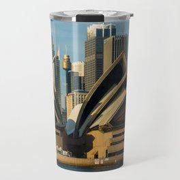 Sydney Opera House Travel Mug