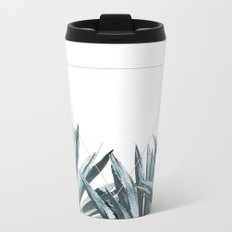 Agave Triangle Metal Travel Mug