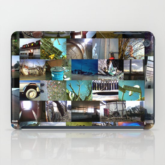"""good kid, m.A.A.d city"" by Cap Blackard iPad Case"